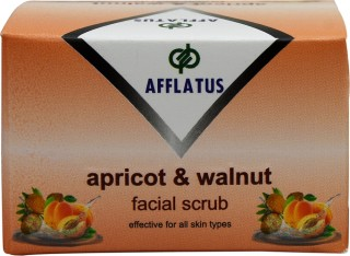 Apricot and Walnut Scrub