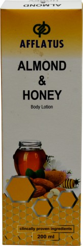 Almond Honey Body lotion