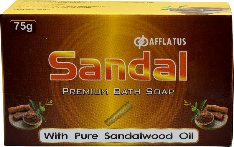 Pure Ayurvedic Sandal Soap