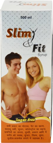Slim & Fit Syrup